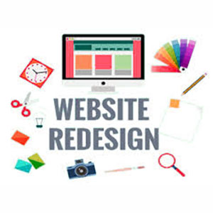 web redesign services